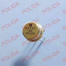 1PCS Mil Spec Low Noise PNP Transistor ANALOG DEVICES TO-78 MAT03AH MAT03AH/883