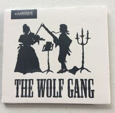 The Wolf Gang Rebaroque Sweden CD (2012, Proprius) NEW SEALED
