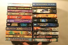 Lot of 21 Science Fiction Novels