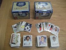 Panini World Cup 2018 & Euro 2016  - complete sets of 682 & 680 loose stickers