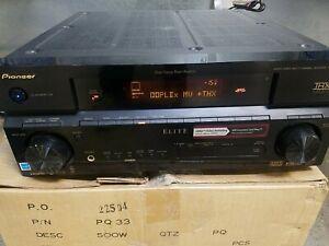 Pioneer Elite VSX-80TXV Surround Sound Receiver 7.2 Excellent Condition (FS)