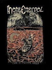 HATE ETERNAL cd lgo THE STYGIAN DEEP Official SHIRT LRG New infernus