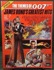 Themes of 007, James Bond's Greatest Hits, Movie Music Book, Piano Vocal, Chords