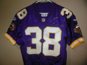 MINNESOTA VIKINGS  Game Worn Jersey