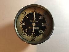 vintage Stewart Warner Handheld Tachometer Model# 408858