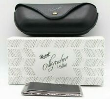 NEW PERSOL EYEGLASSES SUNGLASSES CALLIGRAPHER EDITION LEATHER CASE CLOTH BOX
