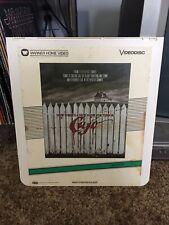 Vintage 1984 Cujo RCA CED SelectaVision VideoDisc Tested