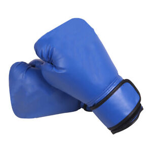 1 Set  Boxing Gloves Focus Pads Hand Wraps for Child Adult Fighting Training