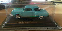 "DIE CAST "" STUBEDAKER CHAMPION -1950 "" SCALA 1/43 AUTO AMERICANE"