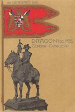 2643)  DRAGONI DEL RE, GENOVA CAVALLERIA.