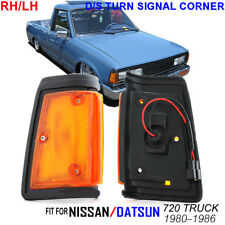 Corner Lights Signal Lamp Fits Datsun/Nissan 720 UTE Pickup Truck 1980-1986 Pair