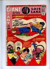 Superman's Girl Friend Lois Lane #113 - DC 1971 - GD/VG - Giant G-87