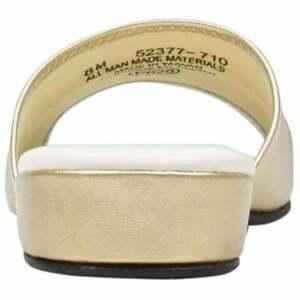 Daniel Green Dormie Slide  Womens  Slippers Casual   - Gold