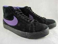 Nike SB High Black Varsity Purple 310801-009 Mens Basketball Mens 10.5 EU 44.5