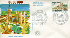 FRANCE 1968 - FDC 1567 1 BEZIERS - pn2