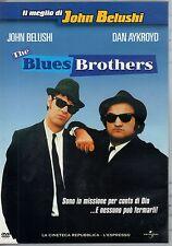 The Blues Brothers- J.BELUSHI - Film in DVD- 1980- 142 minuti- Cinema - ST568