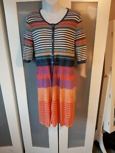 Oui moments Long Cardigan Med. Unusual
