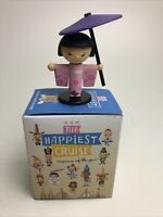 New Disney Small World The Happiest Cruise Vinyl Figure Japanese  Girl Japan