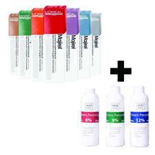 LOREAL Majirel 50ml Hair Colour Permanent Tint + HH Pro Cream Peroxide 250ml