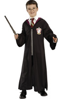 Kids Harry Potter Gryffindor Kit World Book Day Halloween Fancy Dress Costume