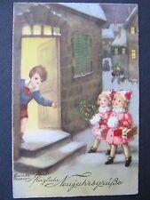 Zwischenkriegszeit (1918-39) Neujahrskarten