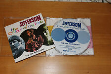 JEFFERSON   THE COLOUR OF MY LOVE : THE PYE ANTHOLOGY   RARE CD ALBUM