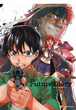 Future Diary: Part 1 (DVD, 2013, 2-Disc Set)