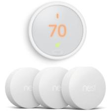 Гнездо обучения термостат T4000ES E (белый) с датчиком температуры 3 Упаковка