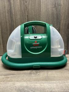 BISSELL 1400M Little Green Portable Spot and Stain Cleaner Works Great