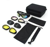 Polarized Cycling Sunglasses Outdoor Sports Eyewear Driving Bike Glasses Goggles