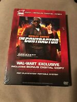 The CONTRACTOR DVD Wesley Snipes Lena Headley Eliza Hope Bennett New Sealed