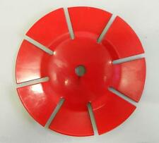 Rover edger machine metal blade disk * Red *