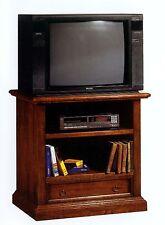 MOBILE PORTA TV IN LEGNO CON CASSETTO FIN. NOCE x SOGGIORNO SALA SOFA 5981