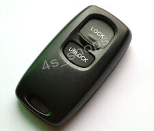 No Chip Replacement Remote Key Shell Case For Mazda 3 6 5 Series With 2 buttons
