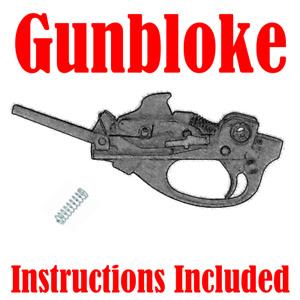 Remington 7600/7615/7400/750/6/76/552/572 rifle Trigger Spring upgrade kit-1.5lb