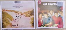 ONE DIRECTION - WHAT MAKES YOU BEAUTIFUL (UK CD WITH POSTER)