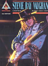 Stevie Ray Vaughan Lightnin' Blues 1986 Song Book