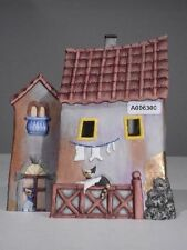 +# A006300 Goebel Archiv Muster Rosina Wachtmeister Haus Windlicht Teelicht