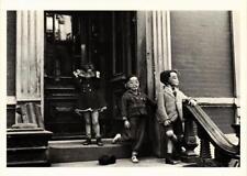 CPM HL8 New York c. 1942 HELEN LEVITT (d1124)