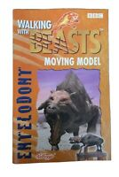 WALKING WITH BEASTS MOVING MODEL BOOK KELLOGGS CEREAL TOYS 2001