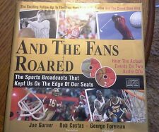 And The Fans Roared BOOK/CDs Sports that kept on the edge of our seats