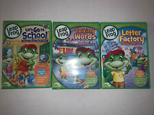 Leap Frog Learning Path Lot Of 2 New Sealed One Used Opened