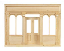 Dolls House Direct  12th scale full shop window frontage DIY74  Victorian window