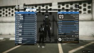 GTA Online PS4 Unlock All