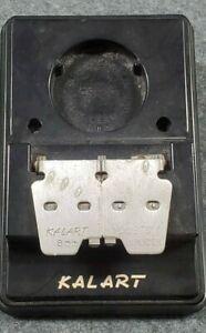 Vintage manual Kalart 8mm film splicer (FC15-4-G480)