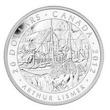 2012 Canada $20 Fine Silver Coin - Arthur Lismer - Group of Seven
