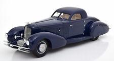 1:18 CMF Duesenberg Model J Walker Aerodynamic Coupe 1935 darkblue