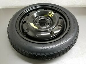 2010-2013 Kia Forte Soul Spare Tire Compact Donut OEM T125/80D16 #P115