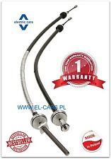 Renault Laguna II Electronic Handbrake Cables 2pcs/set