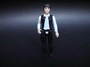 Han Solo No COO Vintage Star Wars Figure!